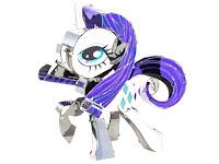 My Little Pony Metal Earth Rarity Model Kits