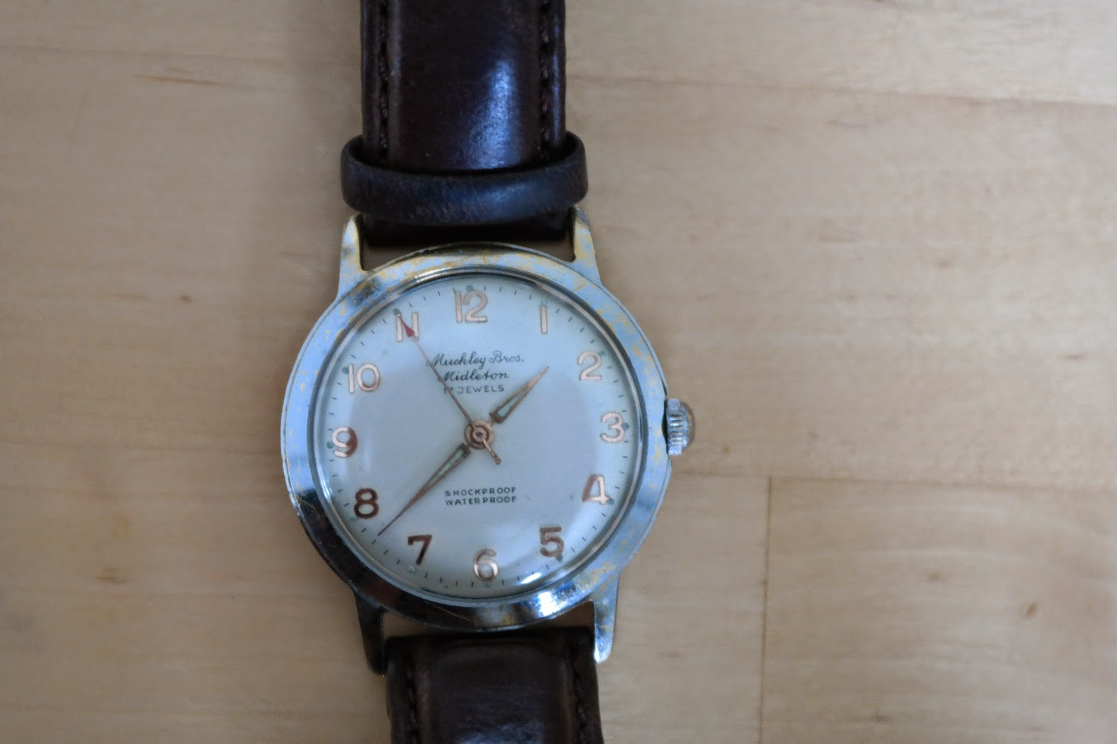 My Grandfathers Old Watch