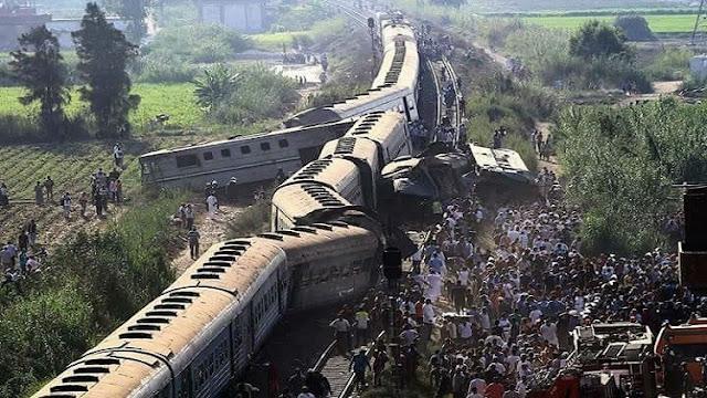 وكادت كارثة ثانية أن تحدث في مصر (صور)!