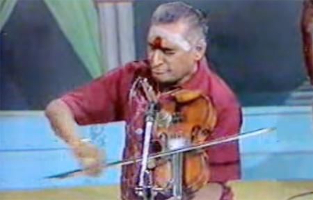 Mannil Intha Kaathal – Kunnakudi Vaidyanathan