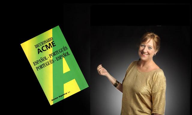 autora del diccionario acme español-portugués portugués-español