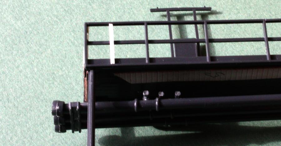 Tank Car Loading Platforms Part