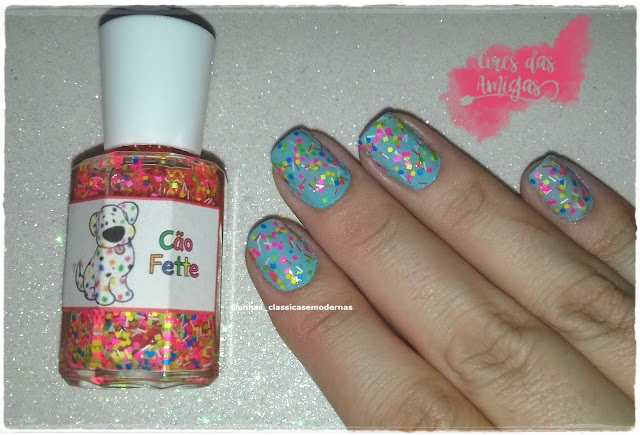 DRK Nails Glitter Indie