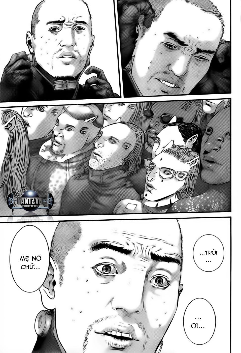 Gantz chap 350 trang 13