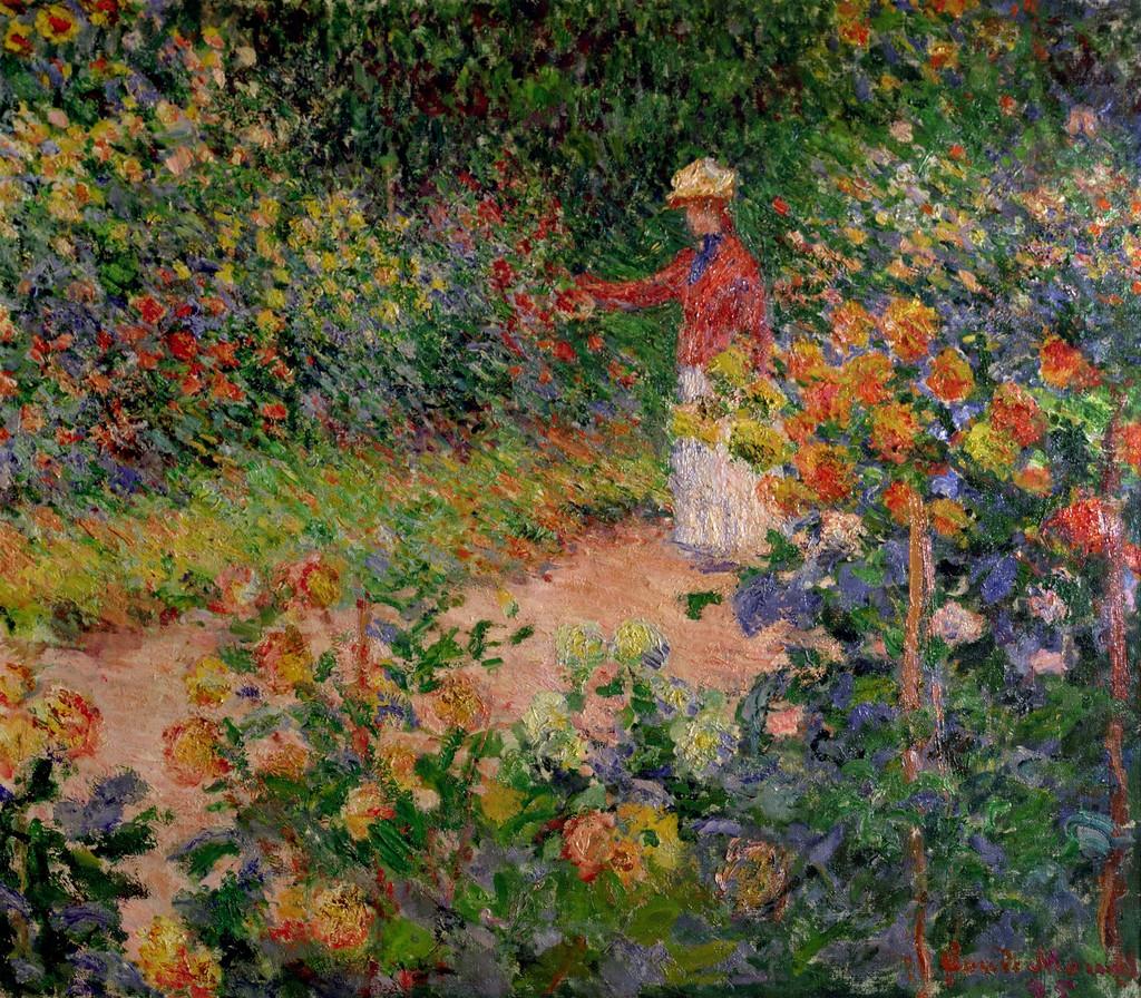 Paintings of Spring: Claude Monet(14 noiembrie 1840 - 5 decembrie ...