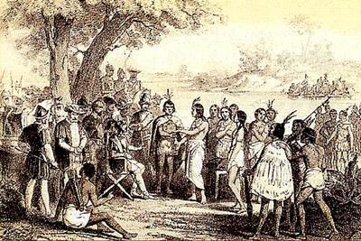 Reducciones (Congregaciones) in Colonial Spanish America