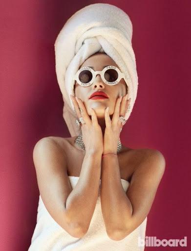 ariana grande sexy photo billboard magazine model