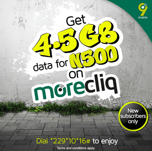 MOST AFFORDABLE DATA PLANS FOR ANDROID AND iOS USERS- (9MOBILE)