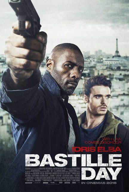 Bastille Day (2016) ταινιες online seires xrysoi greek subs