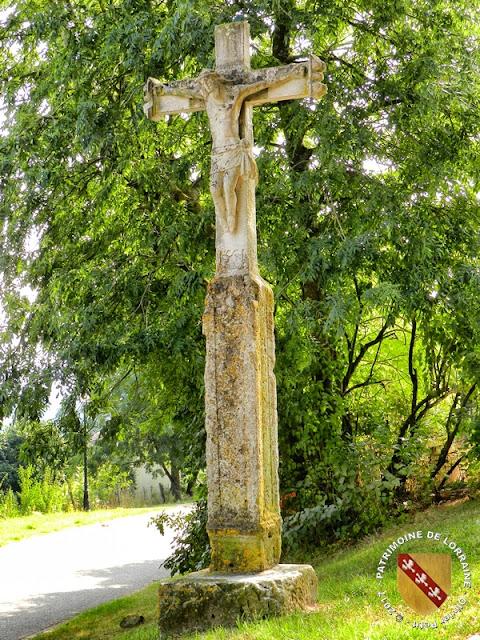 SAINTE-GENEVIEVE (54) - Croix-calvaire (1551)