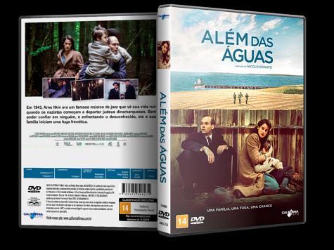 Capa DVD Além das Águas