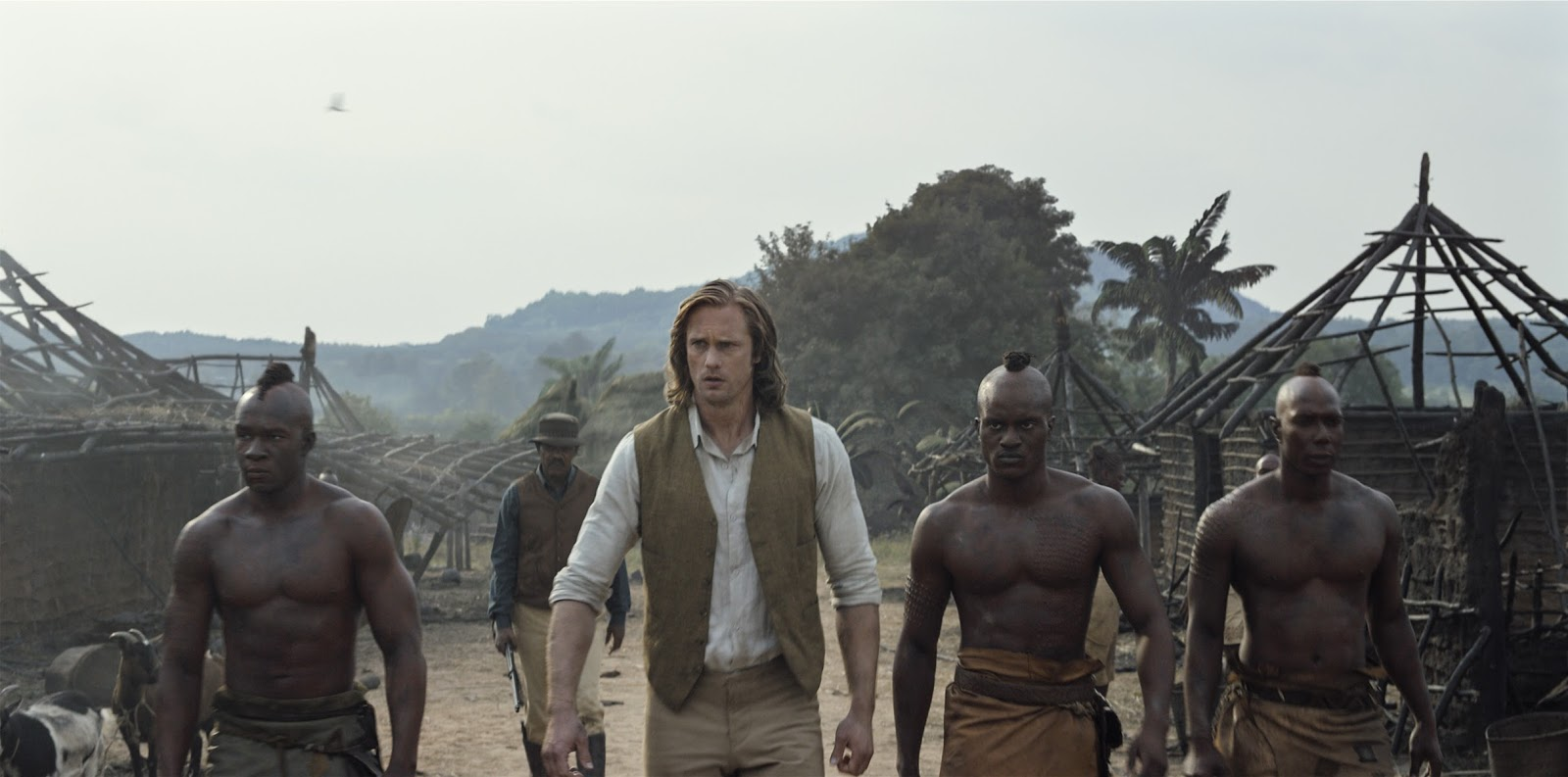 Review The Legend Of Tarzan