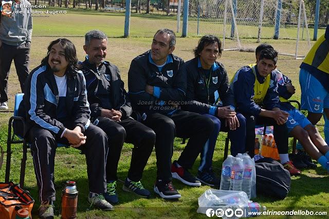 Abraham definió los convocados para el debut por Copa Jujuy