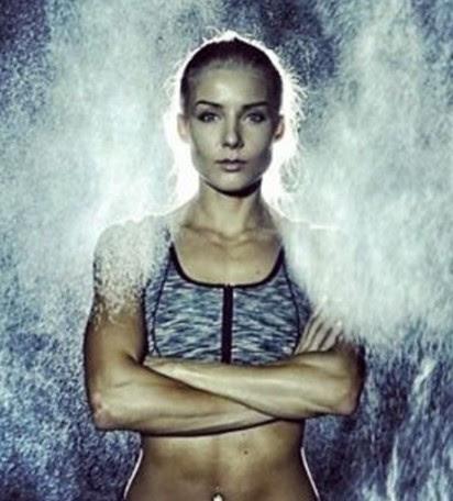 最美泰拳手 俄羅斯正妹范達耶娃