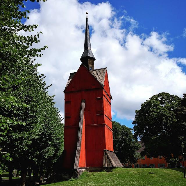 Stockholm in a day: St. Johannes kyrkogård
