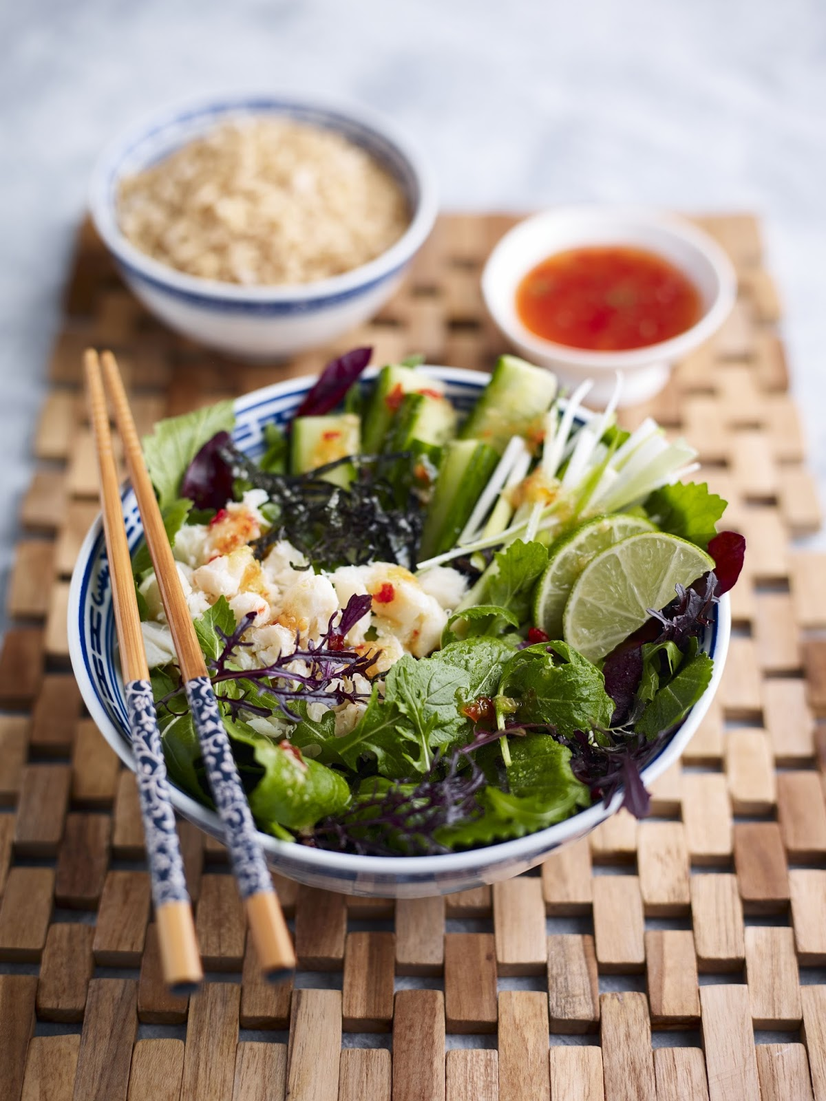 How To Make Sushi Salad Bowl