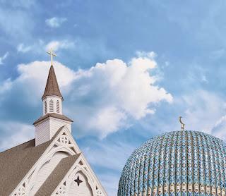 Resultado de imagem para Muçulmanos e Cristãos adoram o mesmo Deus?
