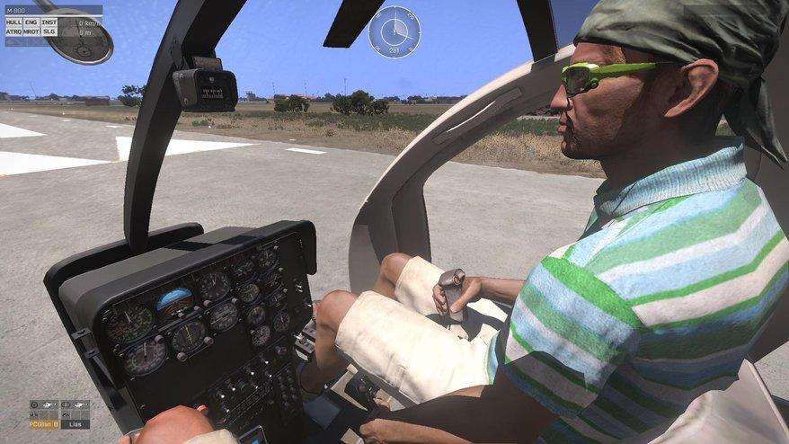 Speedy Freaks: ARMA 3 HELICOPTERS DLC (PC)