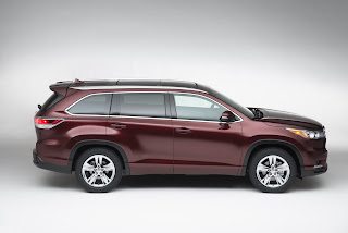 Highlander Hybrid might be just right for your needs