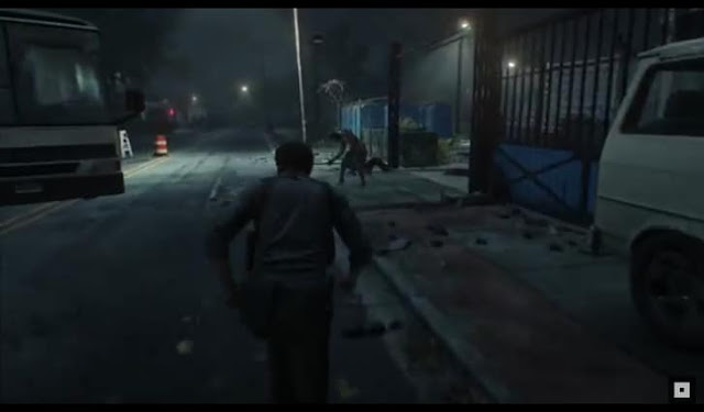First screenshot from Evil Within 2 trailer