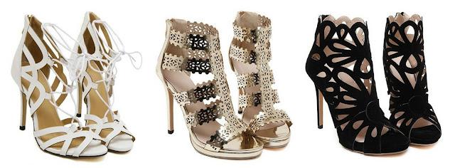 Zaful Sandals