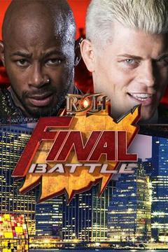 Análise de Portugal #37 - ROH Final Battle 2018 review