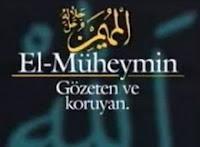 Allah'ın EL-MÜHEYMİN İsmi Yazdırılıp Üzerimizde Taşımak Nelere Faydalı?