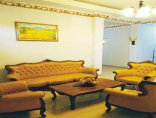 Lobi Hotel Wijaya Jogja