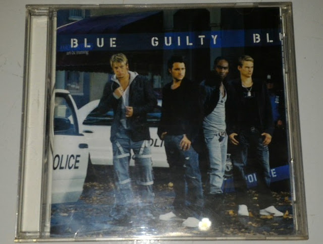 Cd Blue - Guilty
