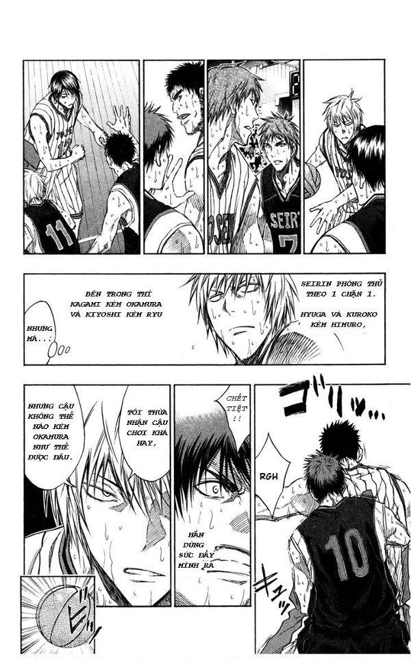 Kuroko No Basket chap 149 trang 7