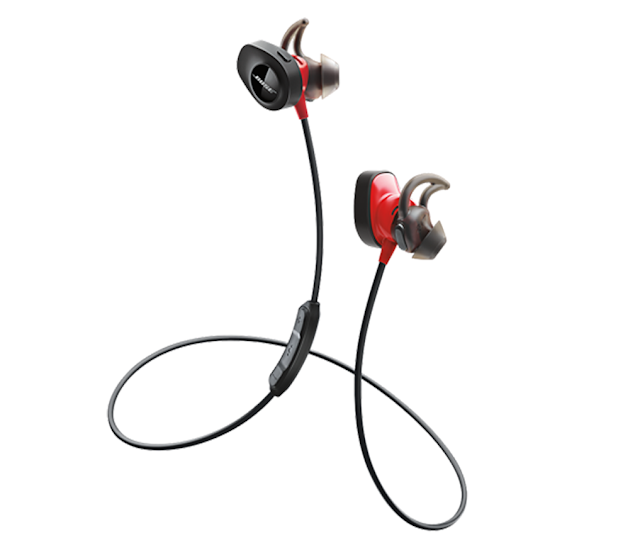 Bose SoundSport Wireless Pulse - Red