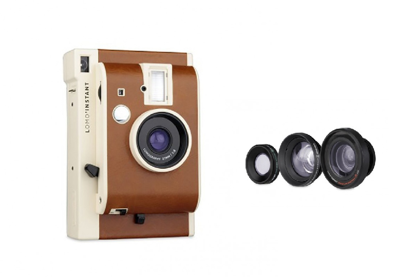 fotocamera dallo stile vintage by Lomography Yellowa.it