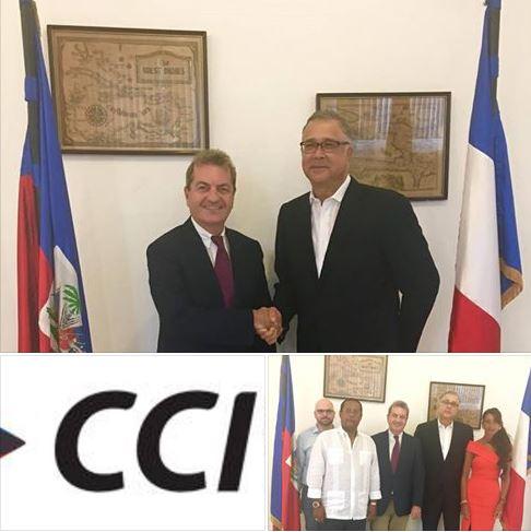 Le mot de pascal drouhaud mes rencontres d 39 avril 2017 for Chambre de commerce d haiti
