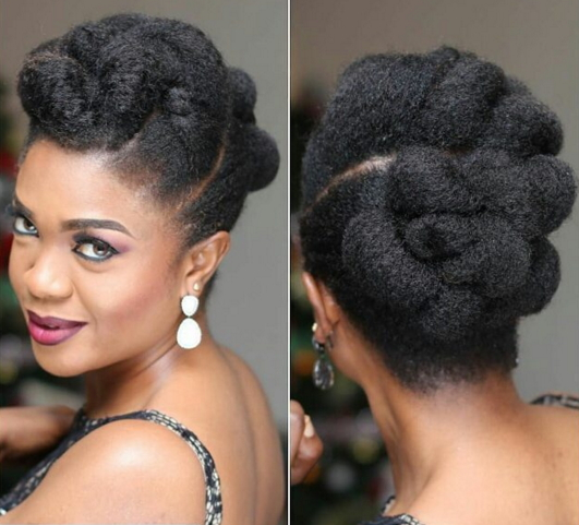Easy Natural Hairstyles For Short Straight Hair