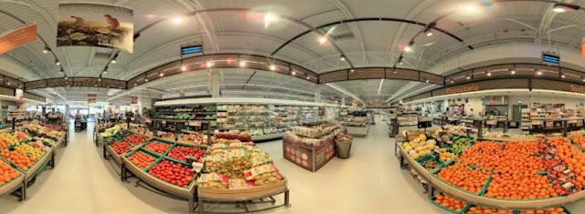 Lojas Continente já podem ser vistas com o Google Street View