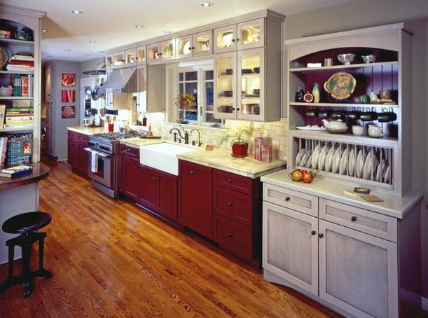 Rivell distributing llc kitchen layouts - Arts and crafts kitchen design ideas ...