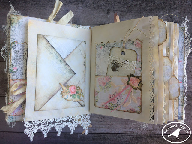 Fairy Tale Junk Journal from My Porch Prints