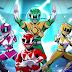 Novo jogo de Power Rangers ganha gameplay