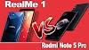 Oppo RealMe 1 Vs Xiaomi Redmi Note 5 Pro Comparision