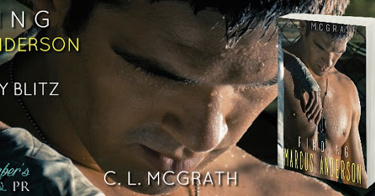 """Finding Marcus Anderson"" by C.L. McGrath"