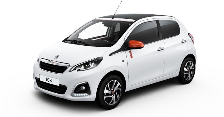 Modelljahr 2016 Peugeot 108 Wird Edler Und Sportlicher