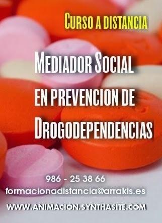 imagen curso prevencion de drogodependencias