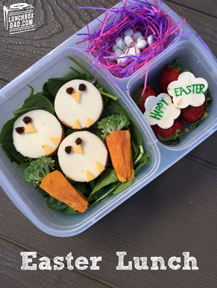 Easter Chick Lunch