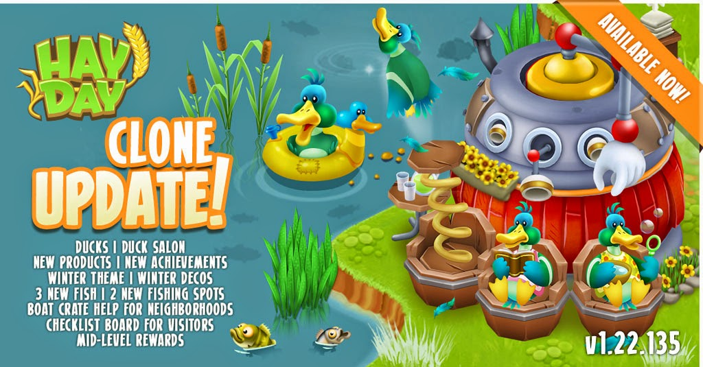 Download APK Hay Day Clone Versi 1.22.135 (3 Desember 2014)