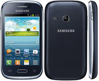 Cara Instal Ulang Samsung Galaxy Young 2 Singel GT-S6310 Via Odin - Mengatasi Bootloop