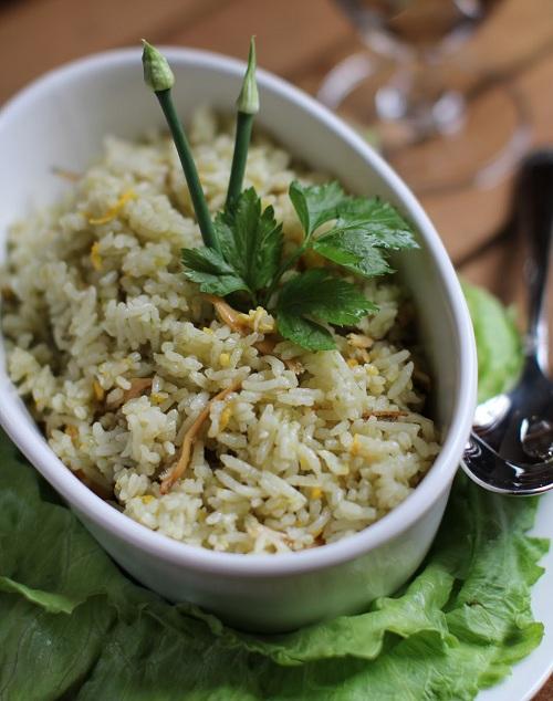 resepi nasi goreng hijau aneka resepi masakan Resepi Nasi Goreng Tanpa Bawang Merah Enak dan Mudah