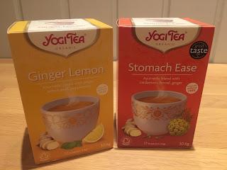 Effektiv te mot sjøsyke