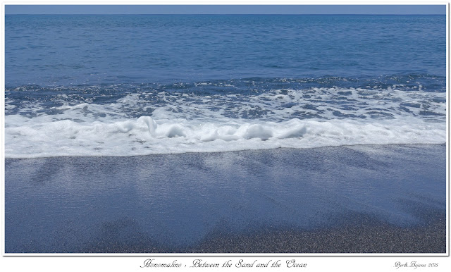 Honomalino: Between the Sand and the Ocean