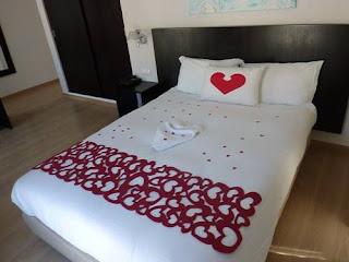 Decoración de Habitaciones para San Valentín