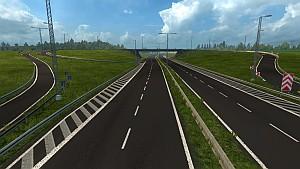 New Road Textures Mod 1.5